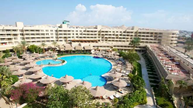 Egypt, Hurghada 4* letecky na 8 dní s all inclusive