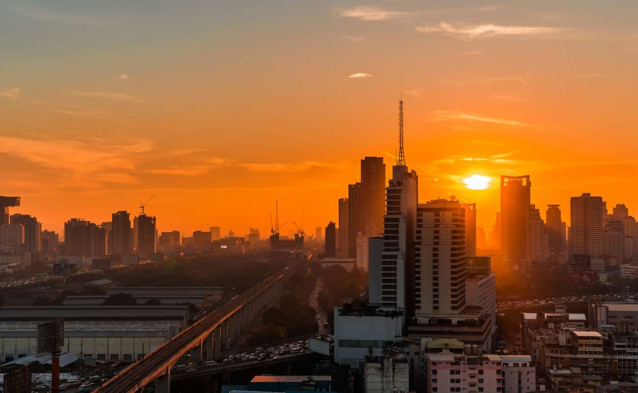 Poznáváme rušný Bangkok, hlavní město Thajska