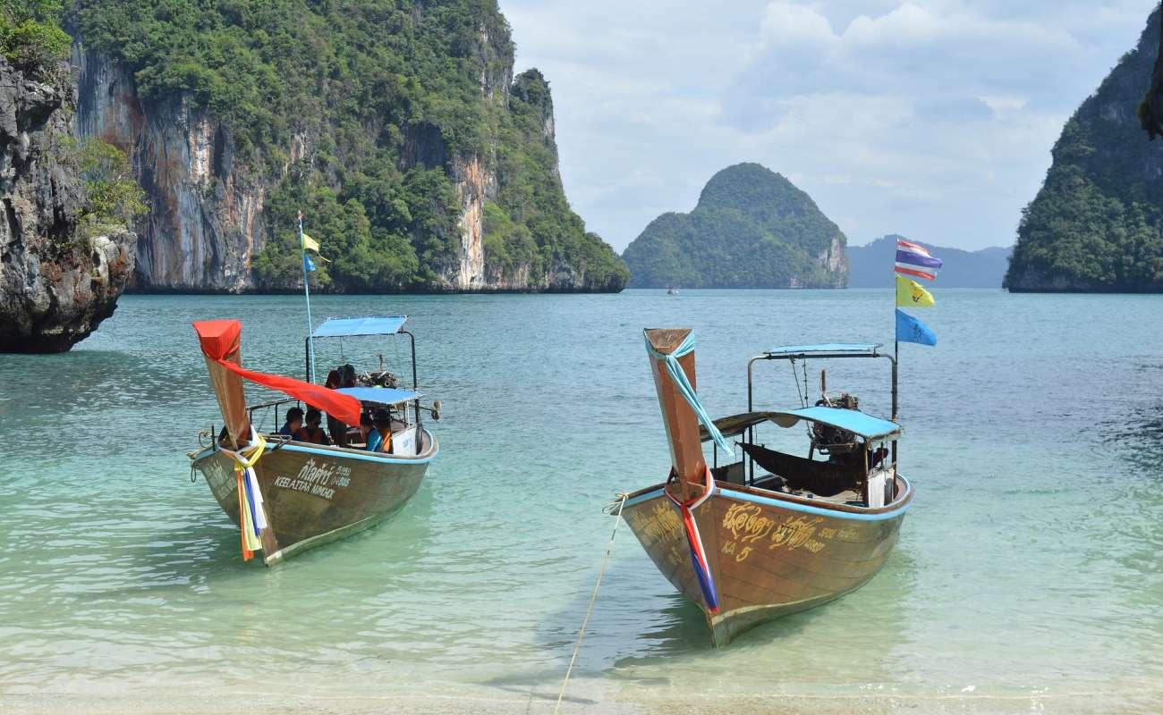 Phi Phi Islands: Nejznámější thajské souostroví