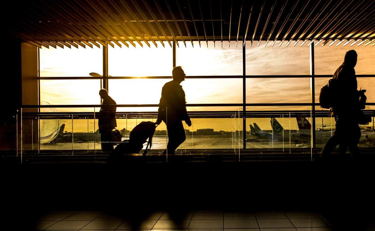 Jak probíhá přestup na letišti?