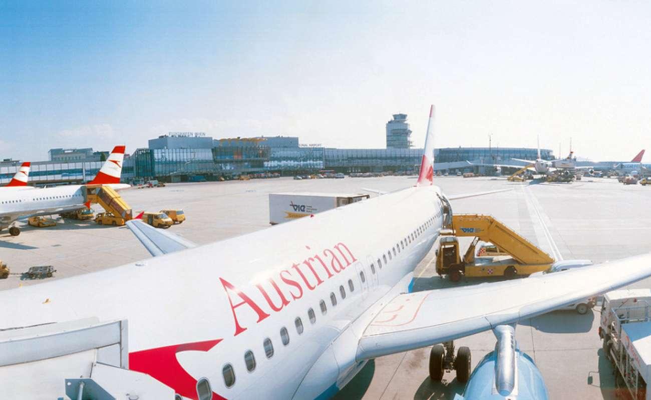 Jak se dostat na letiště ve Vídni